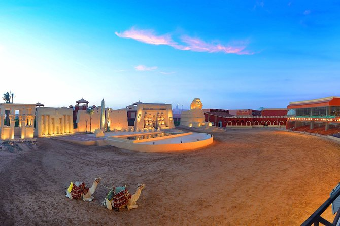 1001 Nights Show VIP With Private Transfer - Sharm El Sheikh