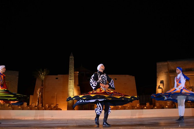 1001 Nights Show- Only Tickets - Sharm ElSheikh