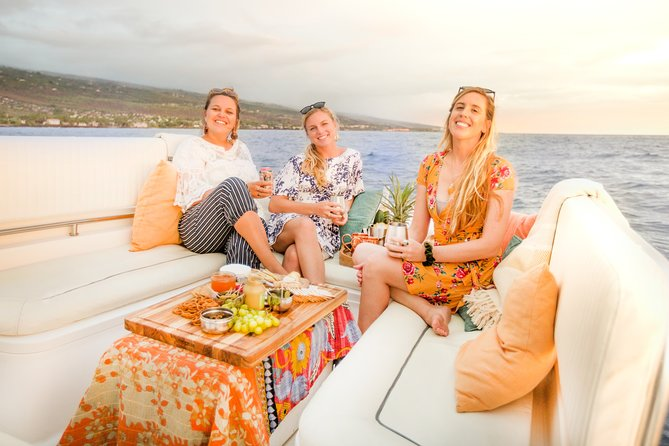 Kaimana Crafted Sunset Cruise