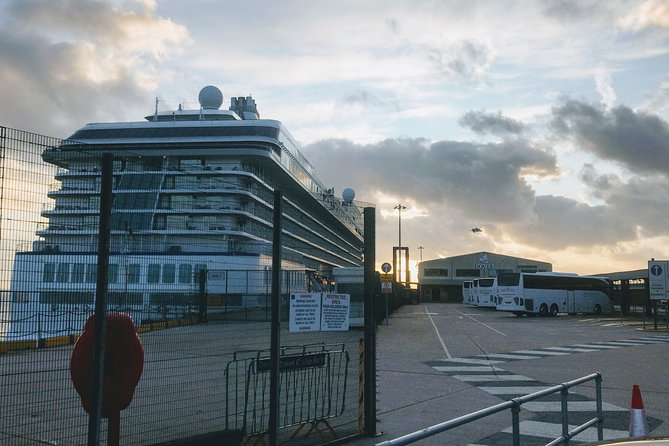 Private transfers to/from Dover Cruise Port and London Gatwick Airport