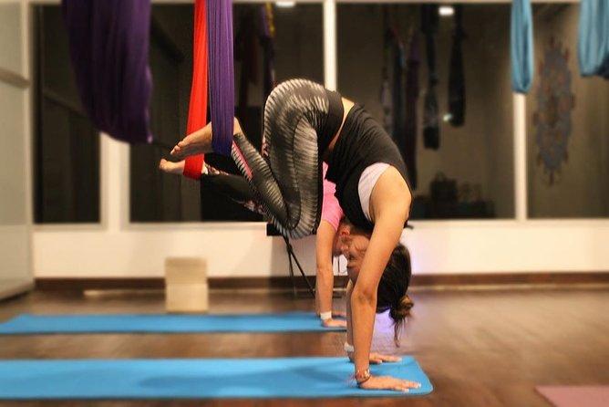 Private Aerial Yoga Class