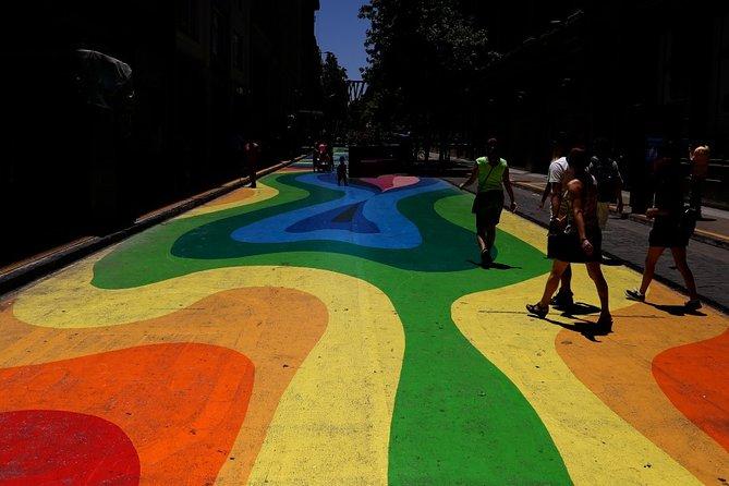 4-hour city tour around Santiago (small groups of up to 7 tourists per car)