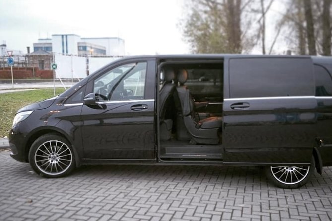 Antwerp Shuttle Transfer <-> London (1 to 8 Places)