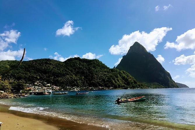 Bon Voyage - St. Lucia Tour