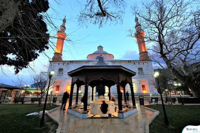 Private Bursa & Uludag Daily Tours from Istanbul with VIP Minivan