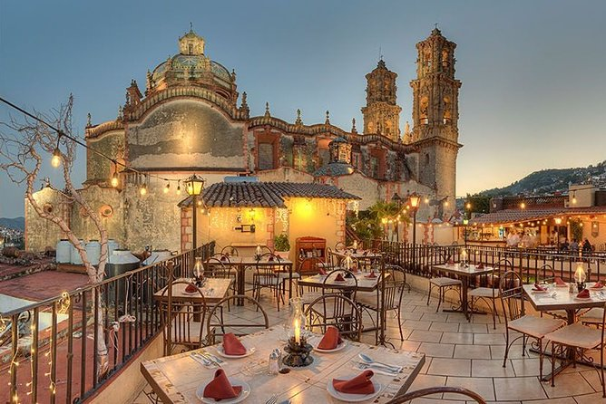 Private Tour to 2 Colonial Cities Cuernavaca and Taxco from Mexico City