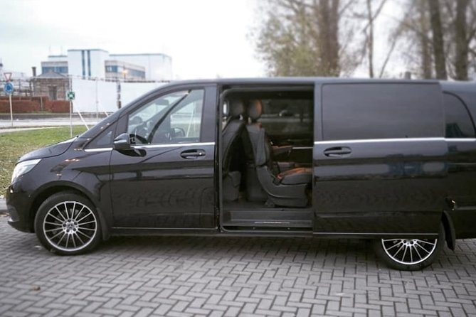 Transfer Shuttle Brussels <-> London (1-8 Seats)