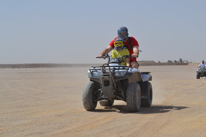 Super Safari Quad Bike & Bedouin With Dinner & Show - Sharm El Sheikh