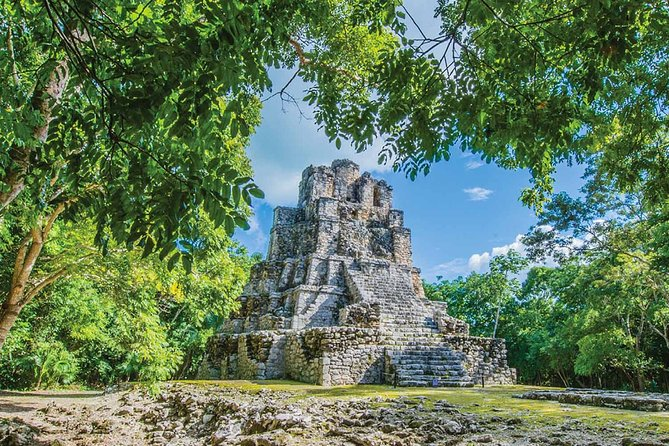 Private Tour to Muyil Ruins, Tulum, and Coba from Tulum