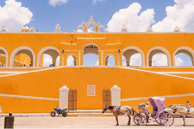 Private Tour of Izamal, Valladolid, Chocolate Museum and Tequila Factory