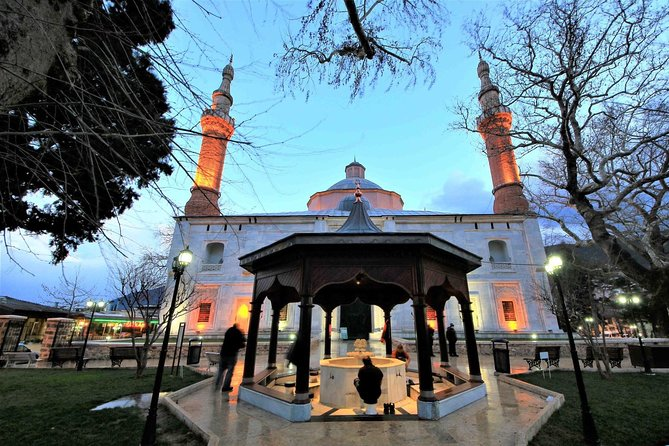 Private Daily Bursa & Uludag Tours from Istanbul with VIP Minibus