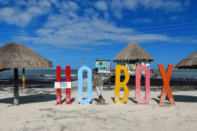 Holbox Island Full-Day Tour from Cancun with Pick Up and Lunch