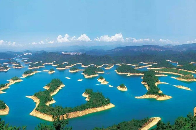 Private Day Trip to Qiandao Lake from Hangzhou