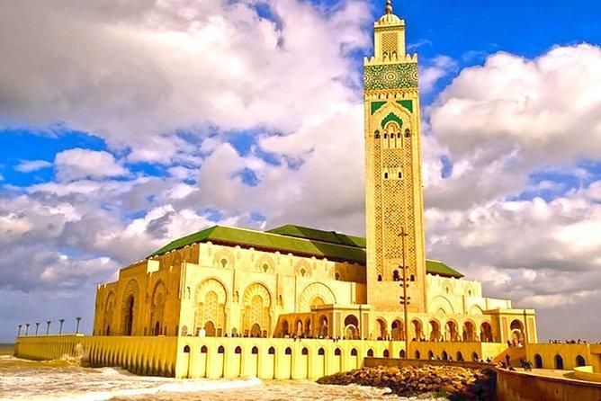 Casablanca Day tour From Marrakech