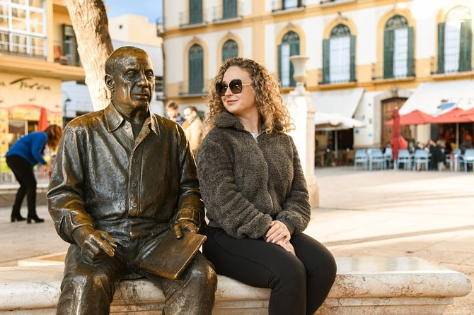 Malaga History of PICASSO Walking Tour - by OhMyGoodGuide!