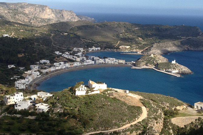 Private Transfer from Kithira Airport (KIT) to Chora Kithira