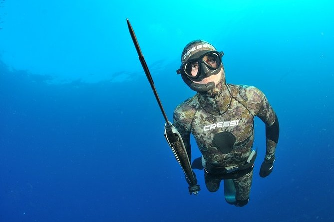 Zanzibar Spearfishing Program in Nungwi Reef