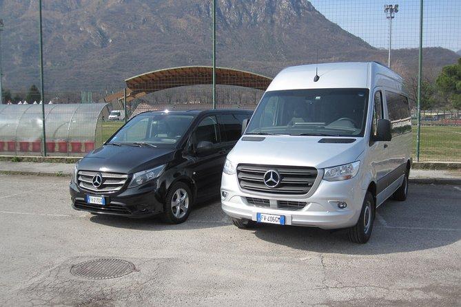 Cadenabbia/Tremezzo/Menaggio/Lenno to/from Malpensa Apt (Private transfers)