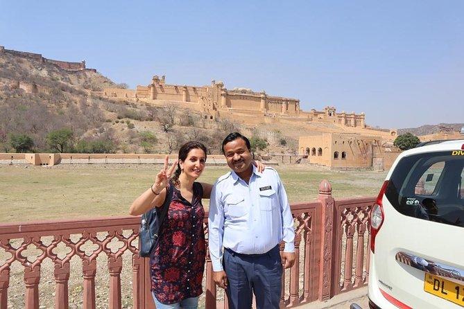 Full-Day Jaipur City Tour - Private