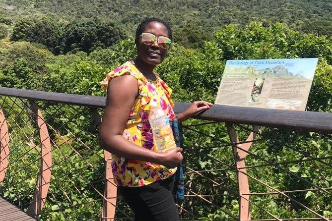 Shared: Cape Winelands, Cheetah Outreach & Kisternbosch Botanical Gardens Tour,