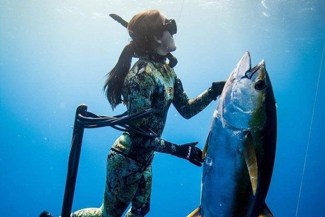 Zanzibar Spearfishing Program in Pemba Island