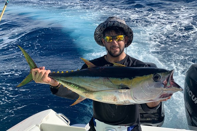 Big Game Fishing Seychelles