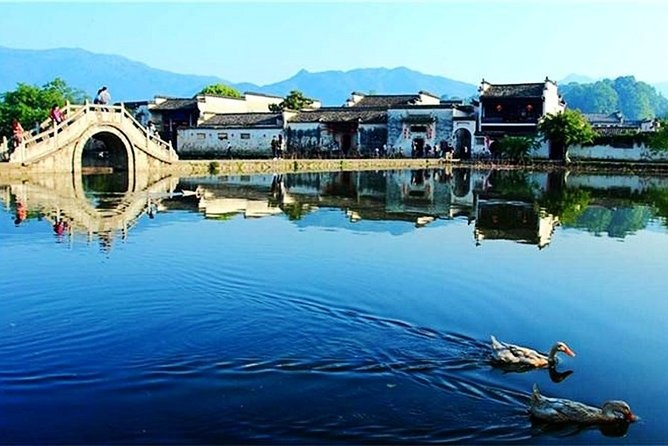 Self-Guided Tour of Huangshan Ancient Villages:Hongcun, Xidi,Chengkan or Tangmo