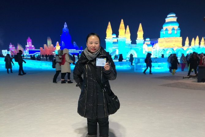 6-Day 5-Night Private Tour to Harbin Ice Festival with Accommodation