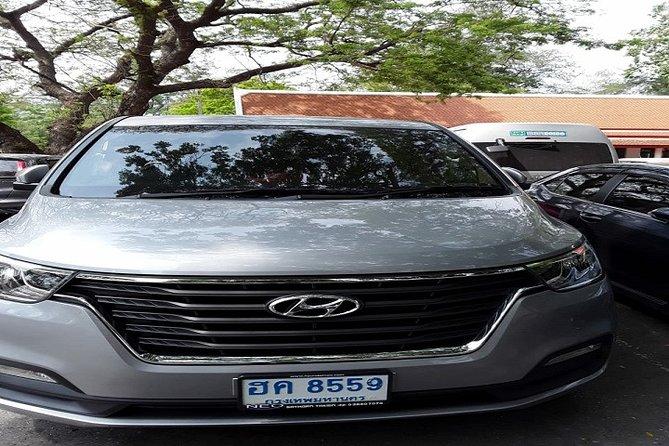 Private Transfer Pattaya Hotel to Bangkok Hotel