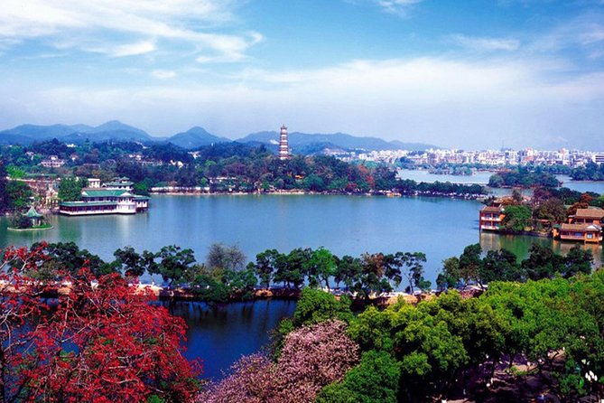 Hangzhou Private Day Tour from Huangshan by Bullet Train with Drop-off Option