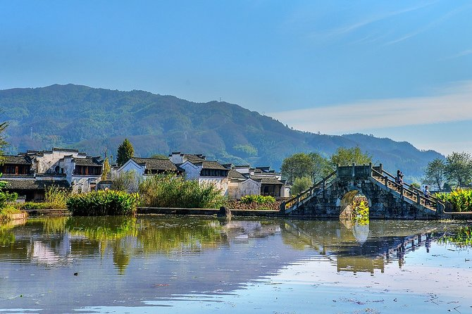 Chengkan Ancient Village Half-Day Private Tour from Huangshan