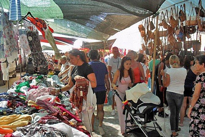 Quarteira Gypsy Market & Vilamoura Marina Bus Trip