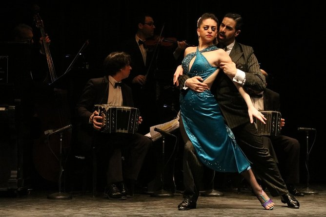 La Ventana Tango Show Skip The Line Ticket In Buenos Aires