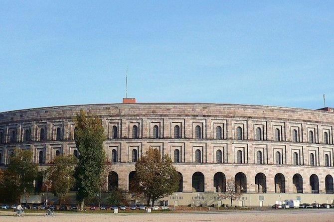 Nuremberg World War 2 Tour