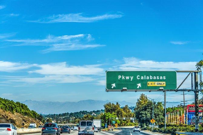 San Fernando Valley Private Transfer To Los Angeles.