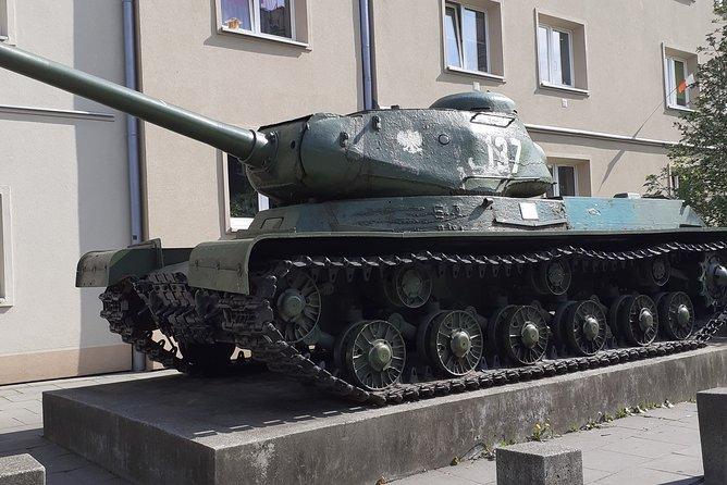 Private communism tour of Nowa Huta (Krakow) Poland