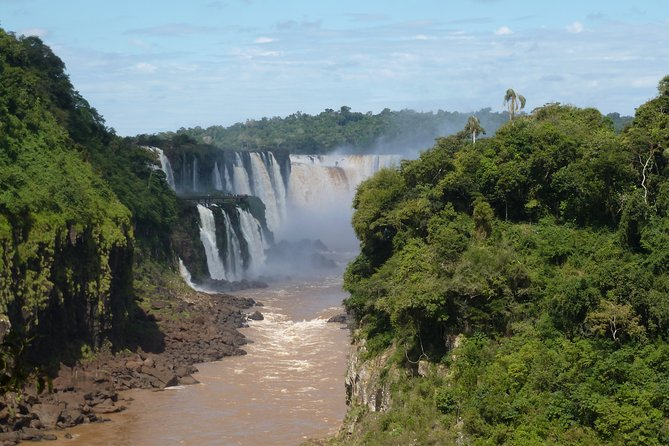 Full day Argentina Falls Tour - PRIVATE