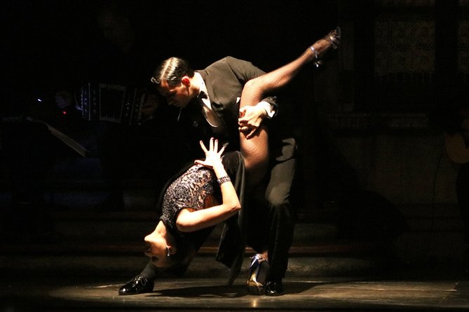 Aljibe Earlier Tango Show Skip the Line Ticket W/Optional Dinner in Buenos Aires