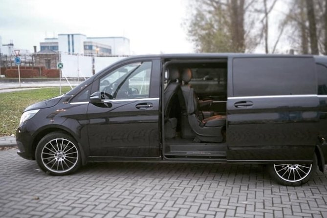 Shuttle transfer Brussels <-> Lille (1 to 8 PLACES)