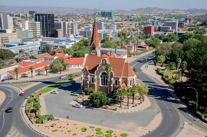 Classic Windhoek City Sightseeing Tour