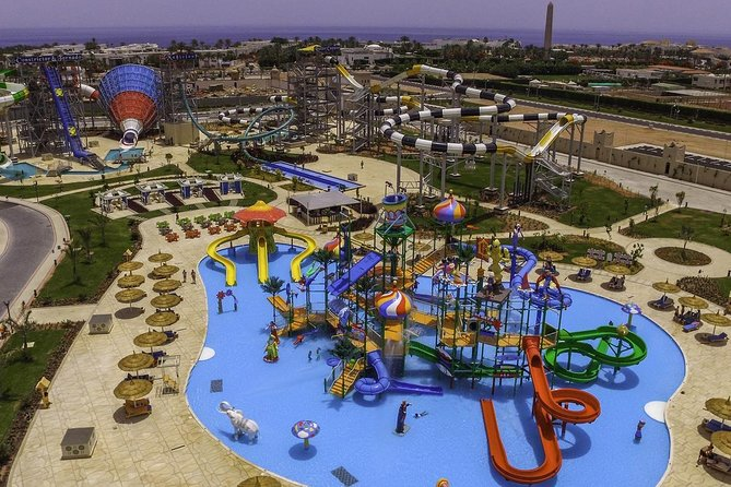 Aqua Park Full Day - Sharm El Sheikh