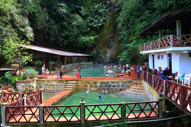 Half-Day Sightseeing Tour of Fuentes Georginas Hot Springs