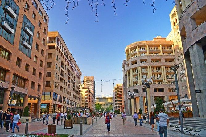 Architectural Yerevan