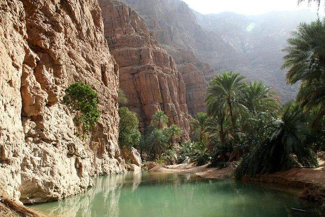 Oman's East Coast Day Tour