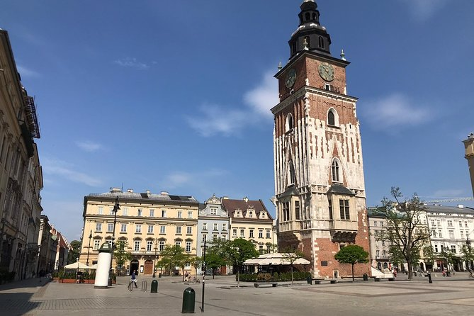 Cracow Old Town: Private walking tour - The Royal Route