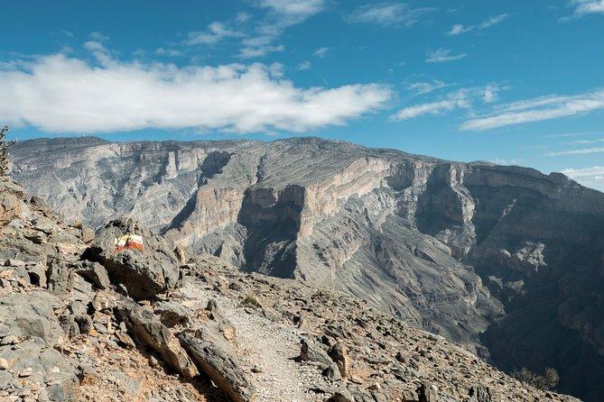 Jebel Shams & Oman's Grand Canyon Day Tour