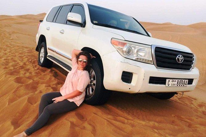 Afternoon Desert Safari – ( Dune Drive &Sunset Photo Stop )
