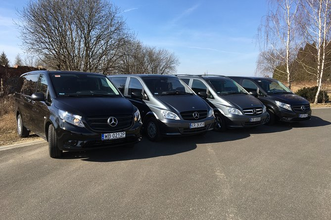 Private Transfer to/from Balice Krakow Airport