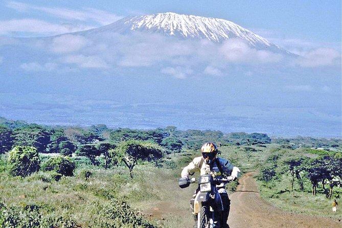 8-Day South Kenya Motorbike Safari
