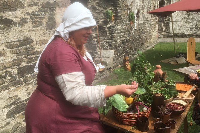 Guided Walking Tour of Conwy Town, Castle and Town house
